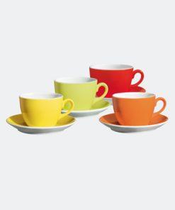 Vzorkový set porcelánová séria Allegri Colori pestrá