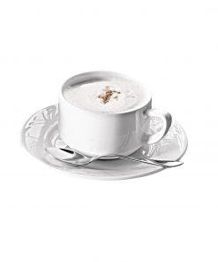 Podšálka pod kávu s mliekom Vienna 1B