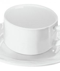 Šálka na kávu s mliekom Vienna