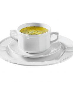 Šálka na polievku Valencia (stohovateľná)