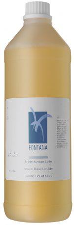 Jemné tekuté mydlo Fontana