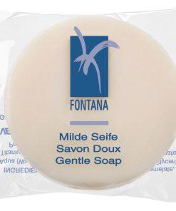 Jemné mydlo Fontana