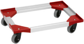 Transportný vozík pre všestranný box