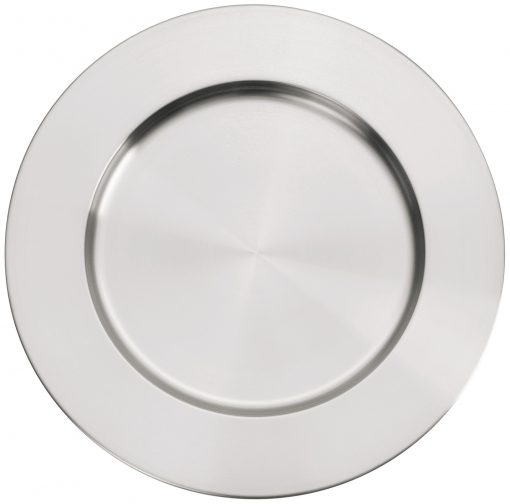Nerezový tanier Loger