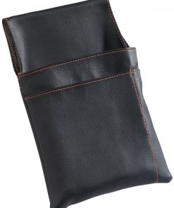 Púzdro na peňaženku čierne