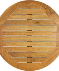 Werzalitová stolová doska Teak
