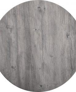 Werzalitová stolová doska Angus okrúhla