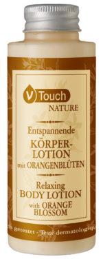 Telové mlieko V-Touch Nature