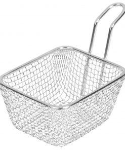 Košík na hranolky Niragua hranatý