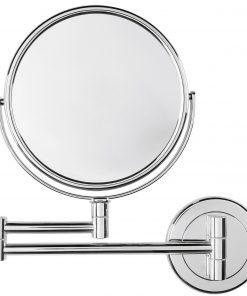 Nástenné kozmetické zrkadlo