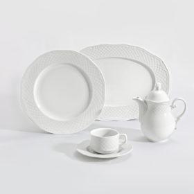Vzorkový set tanierov Zürich