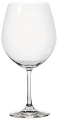 Pohár na červené víno Chateau bez rysky