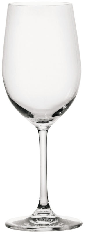 Pohár na biele víno Chateau bez rysky