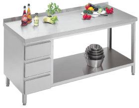 Pracovný stôl kombinovaný