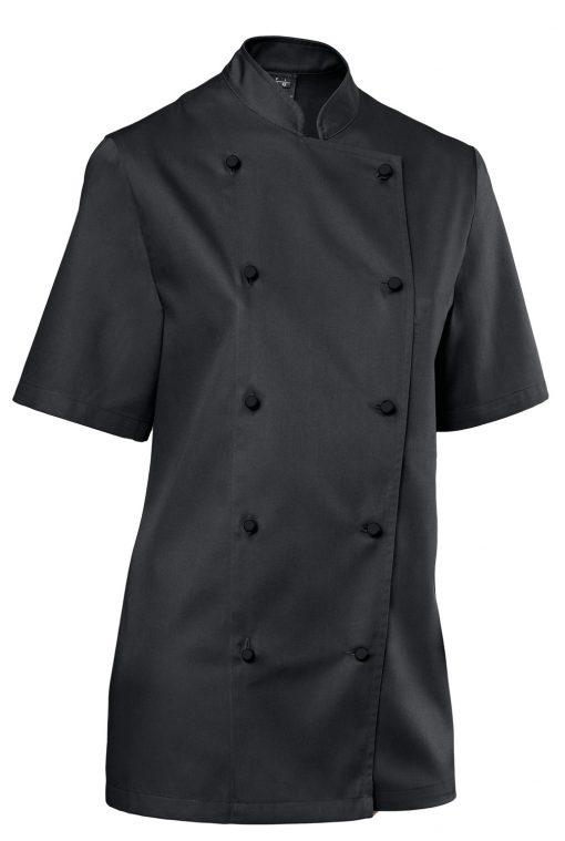 Dámsky kuchársky rondón Pauline krátky rukáv
