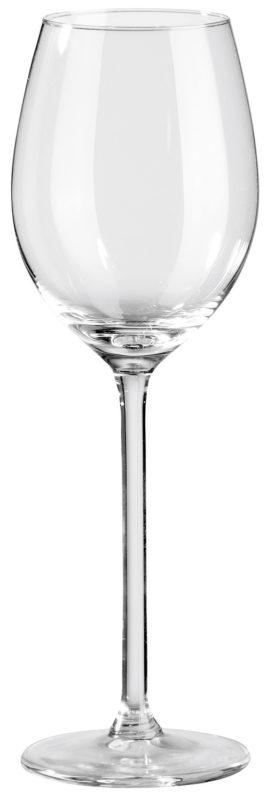 Pohár na biele víno Allure bez rysky