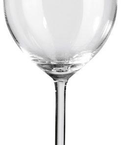 Pohár na červené víno Allure s ryskou