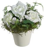 Dekoračný kvetináč