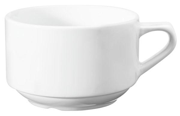 Šálka na kávu s mliekom Base