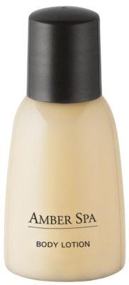 Telové mlieko Amber Spa