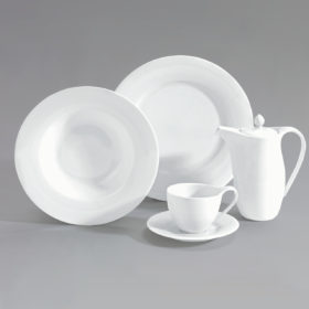 Vzorkový set tanierov Pallais