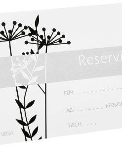 Reserve stojan, popísateľné prevedenie