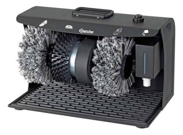 Stroj na čistenie topánok