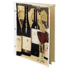 Zakladací kartón pre vínnu kartu 27430