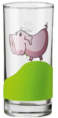 Detský pohár Kleckerbande