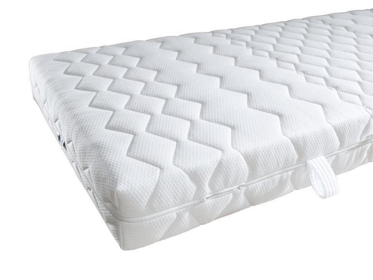 Taštičkový pružinový matrac Komfort