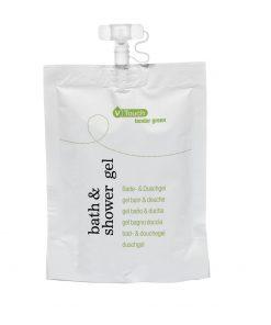 Sprchovací gél V-Touch Tendergreen