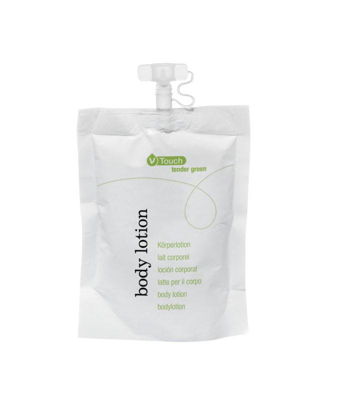 Telové mlieko V-Touch Tendergreen