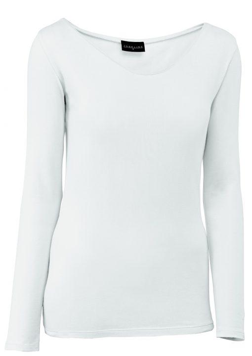 Dámske tričko Double s dlhým rukávom
