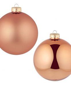 Vianočné gule 10 cm