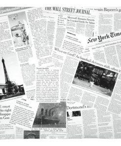 Papier na hranolky News Druck