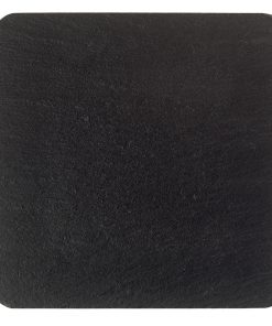 Bridlicový podnos Colwood čierny