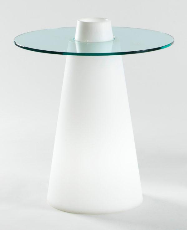 Svietiaci stôl