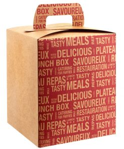 Street Food prenosný box