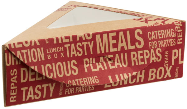 Street Food box na koláč