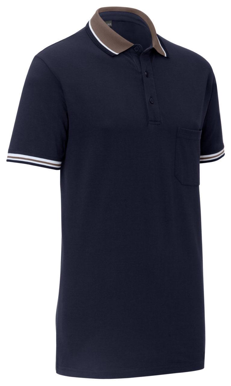 Pánske polo-tričko Cato Line
