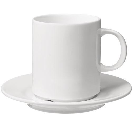 Podšálka pod kávu/cappuccino/kávu s mliekom