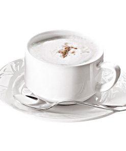 Podšálka pod kávu s mliekom/hrnček/polievku Vienna