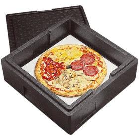 Pizzabox s vrchnákom