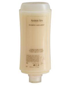 Dávkovací systém Amber Spa šampón