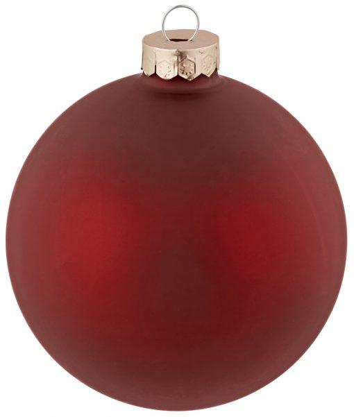 Vianočné gule 8 cm