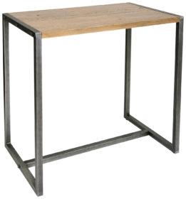 Vysoký stôl Torres hranatá