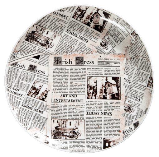 Tanier Druk novinový dizajn