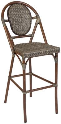 Barová stolička Tolia