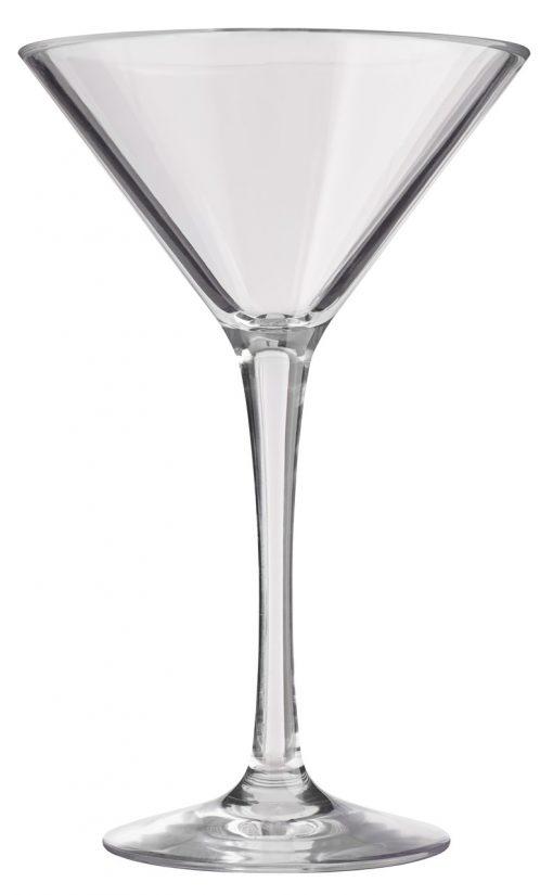 Pohár na martini Kanpo z umelej hmoty