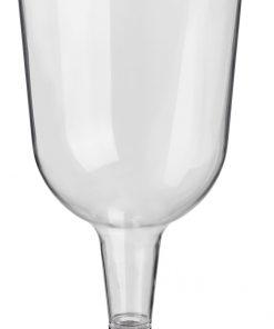 Pohár na víno z umelej hmoty